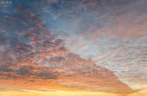 Sonnenaufgang in Neuss