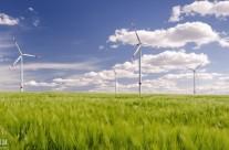 Kleiner Windpark