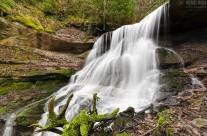 Wasserfall Hörschbachschlucht