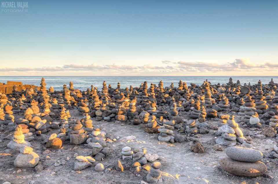 Steinmännchen auf Teneriffa