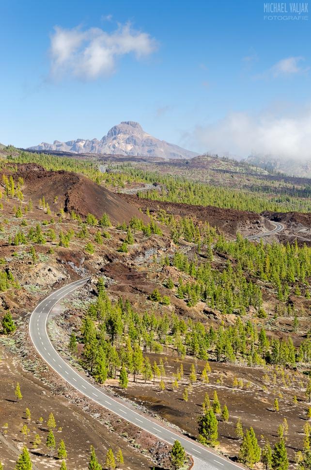 Auf dem Weg in den Teide Nationalpark