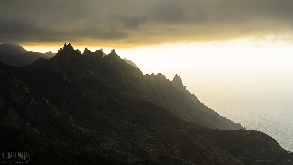 Gewitterstimmung im Anaga Gebirge