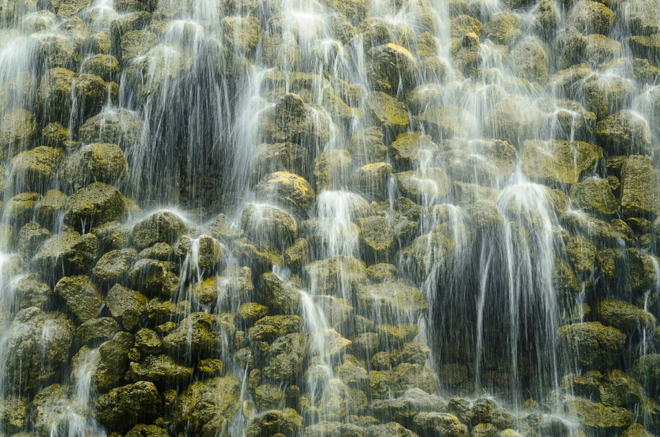 Wasserfall im Taoro-Parque