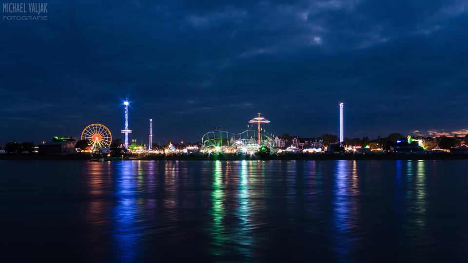 Rheinkirmes Düsseldorf 2014