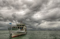 Sturm am Chiemsee