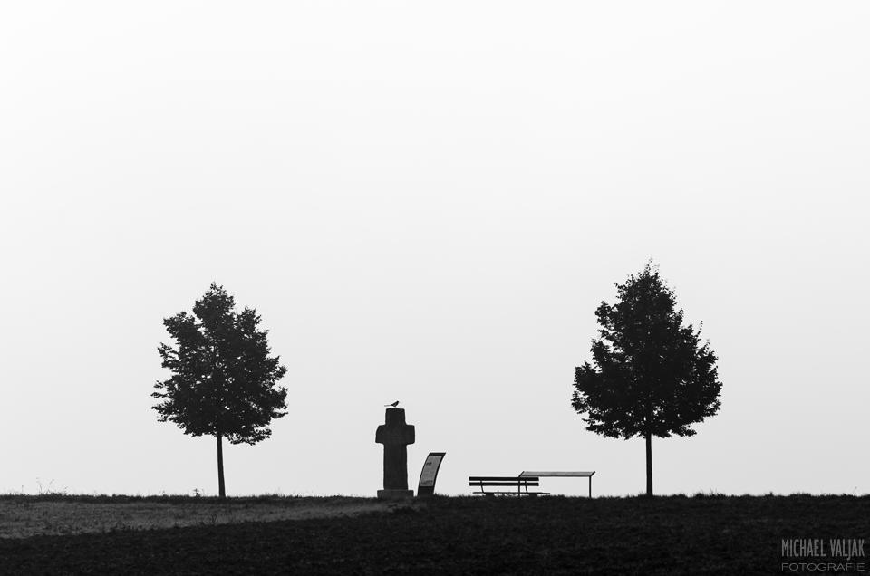 """Gedenk- und Aussichtsplatz """"Heiliges Kreuz"""""""