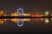 Spiegelung in Düsseldorf