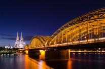 In Köln am Rhein