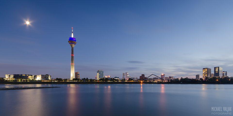 In Düsseldorf am Rhein