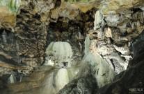 In der Nebelhöhle auf der Schwäbischen Alb