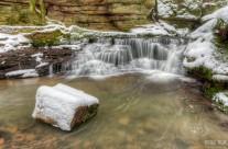 Winter im Monbachtal