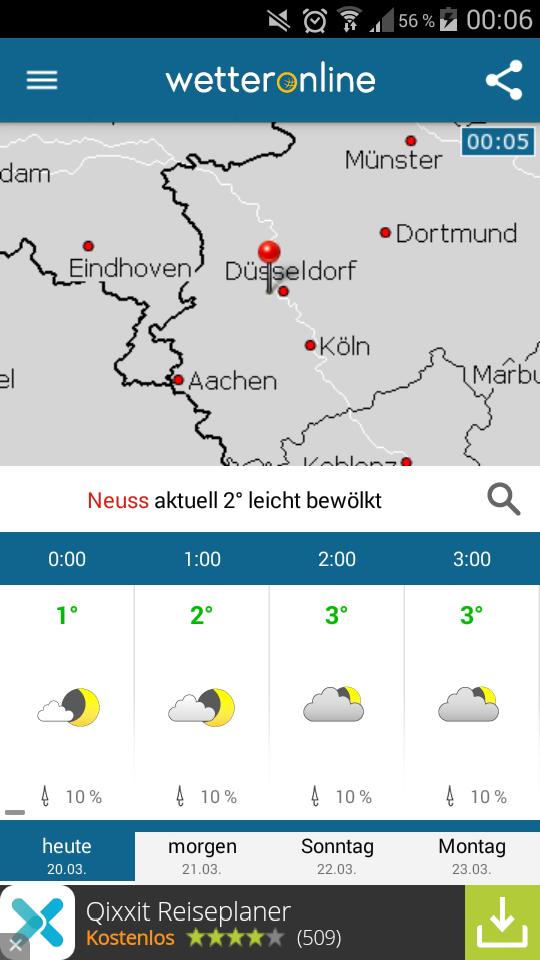 Screenshot_WetterApp