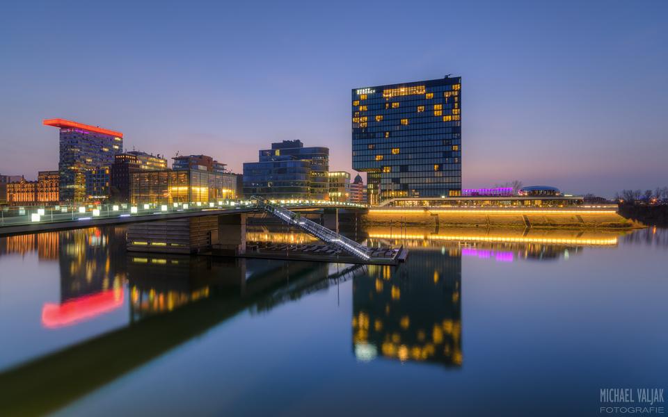 Düsseldorf Medienhafen II