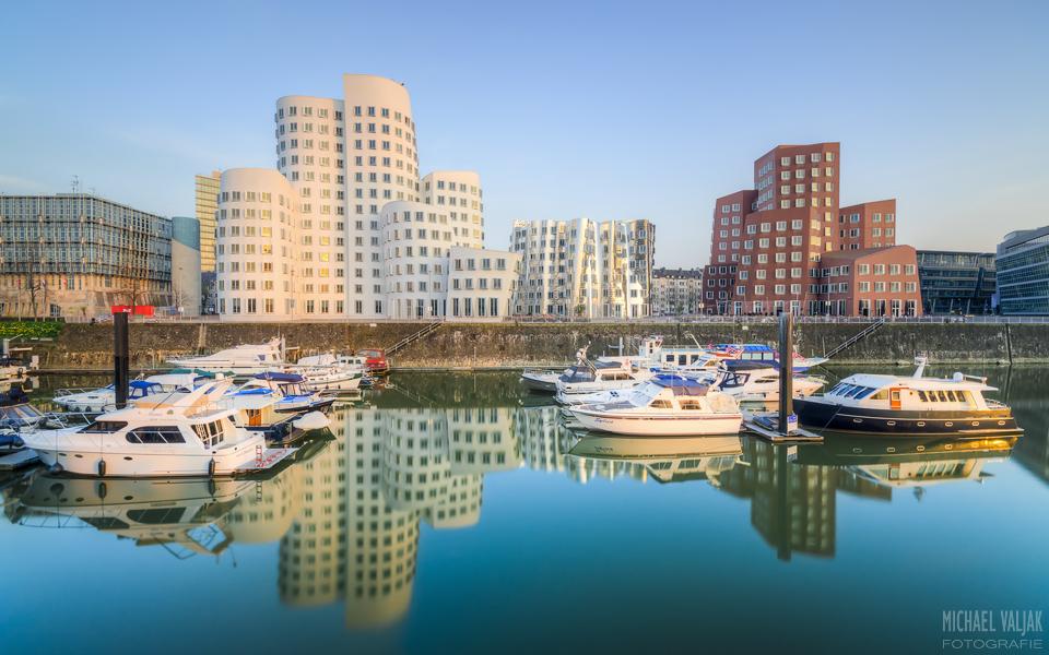 Gehry-Bauten Düsseldorf