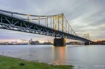 Krefeld-Uerdinger Rheinbrücke