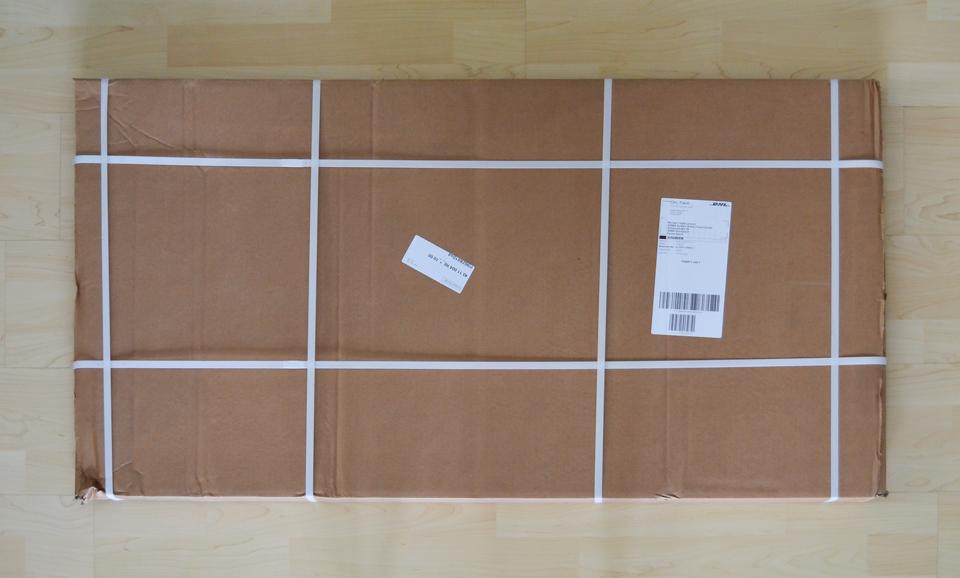 leinwand-verpackung