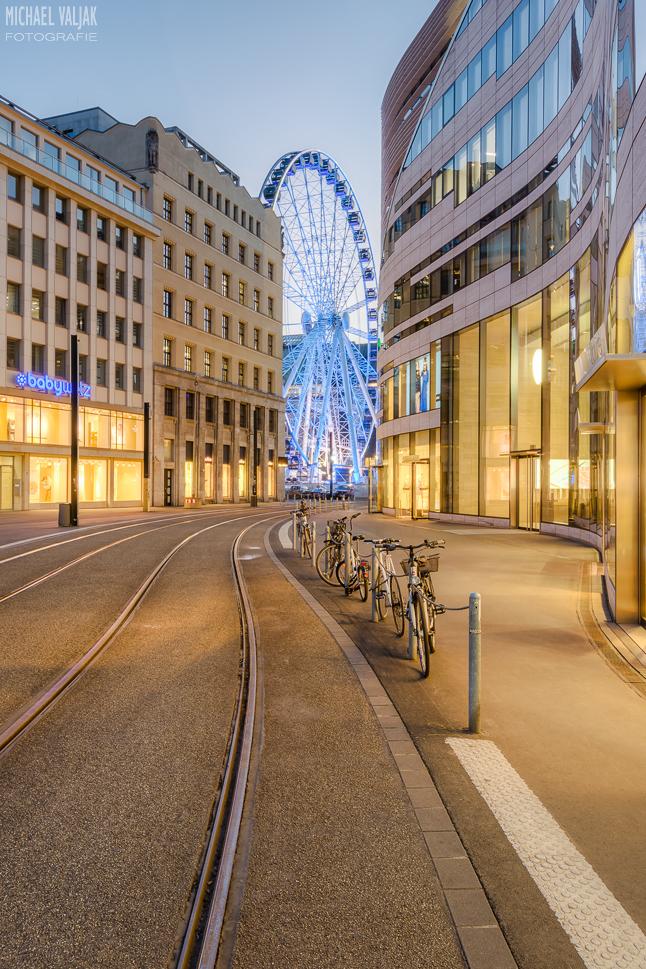 Am Kö-Bogen Düsseldorf