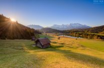 Am Geroldsee in Bayern