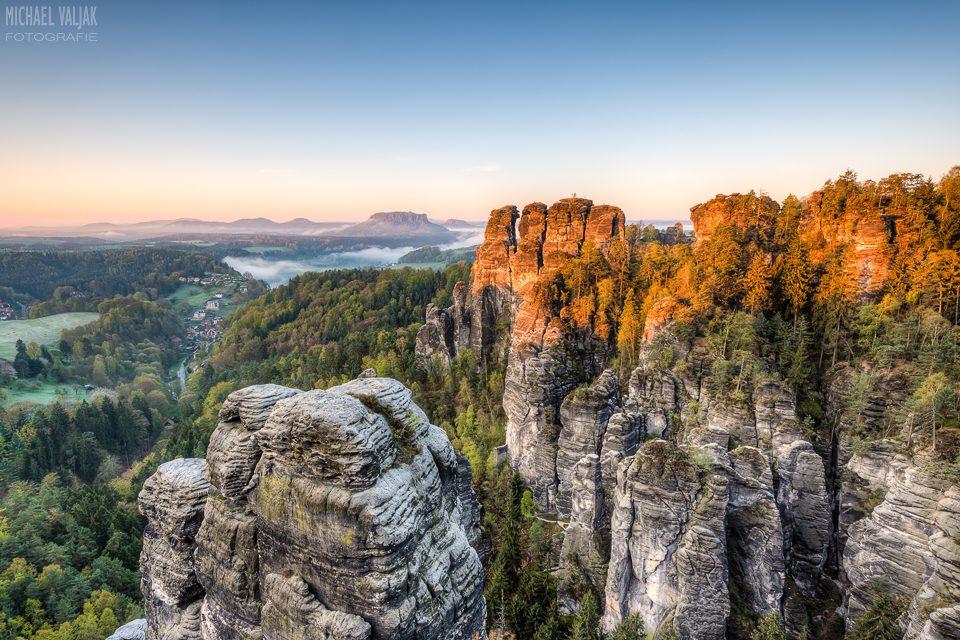 Raaber Kessel Sächsische Schweiz