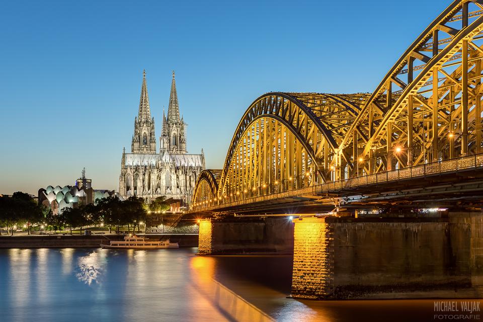 Abends in Köln #1