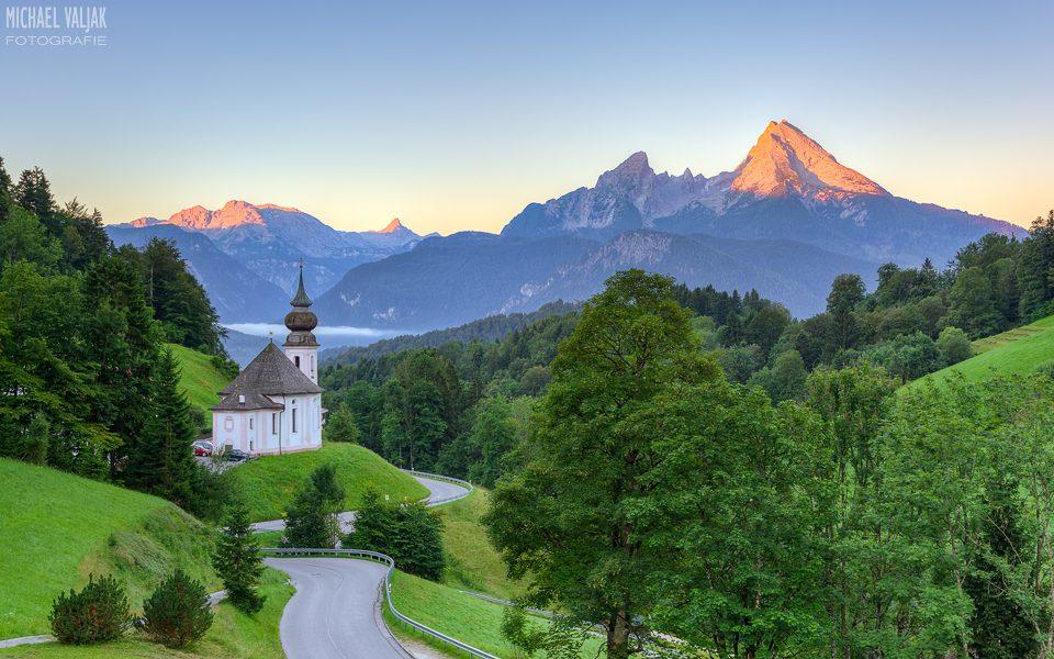 Maria Gern in Berchtesgaden