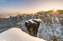 Wehlgrund im Winter