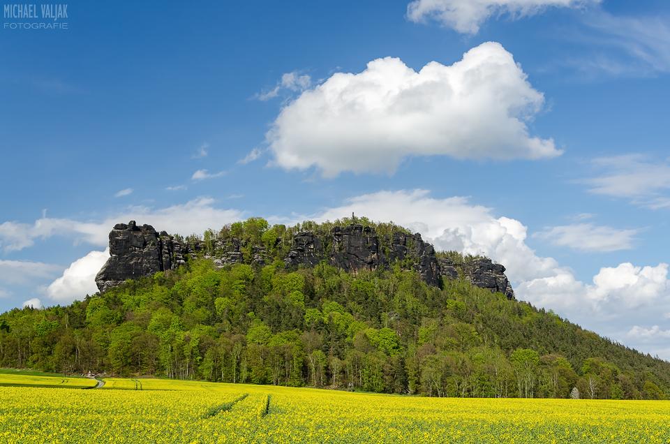 Lilienstein Sächsische Schweiz