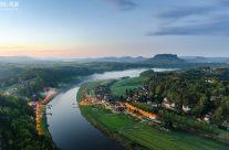 Basteiaussicht Sächsische Schweiz