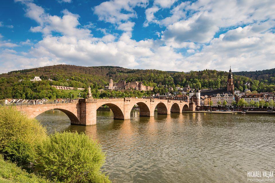 Heidelberg am Tag