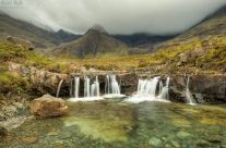 Fairy Pools, Isle of Skye, Schottland