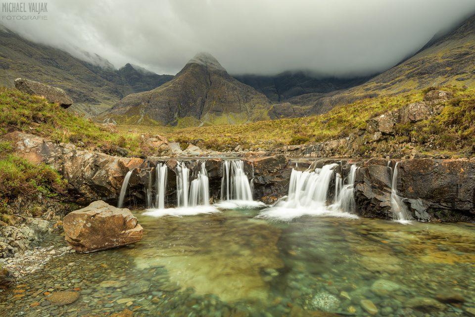 Fairy Pools, Isle of Skye, Schottland
