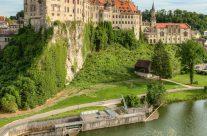 Schloss Sigmaringen Hochkantversion