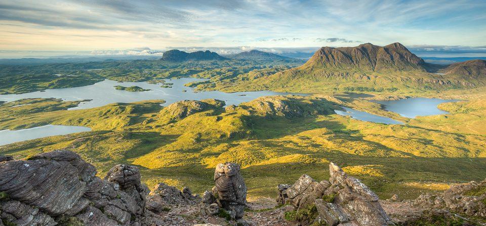 Stac Pollaidh Schottland