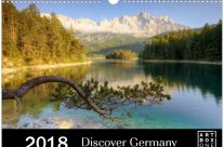 Kalender Discover Germany 2018