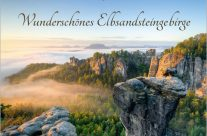 Kalender Wunderschönes Elbsandsteingebirge 2019