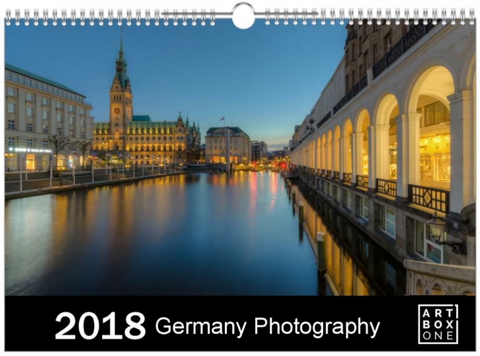 Kalender Germany Photography 2018