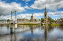 Inverness in Schottland