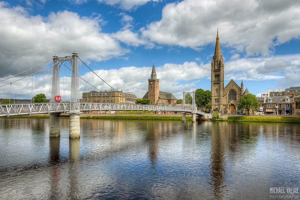 Inverness in Schottland
