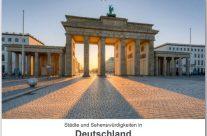 Kalender Städte und Sehenswürdigkeiten in Deutschland 2019