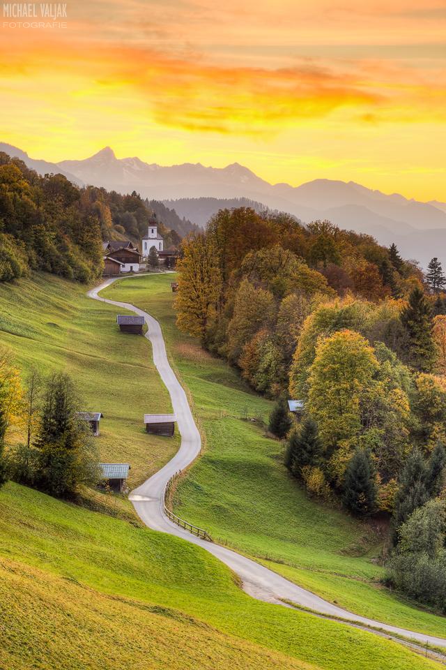 Wamberg bei Garmisch-Partenkirchen