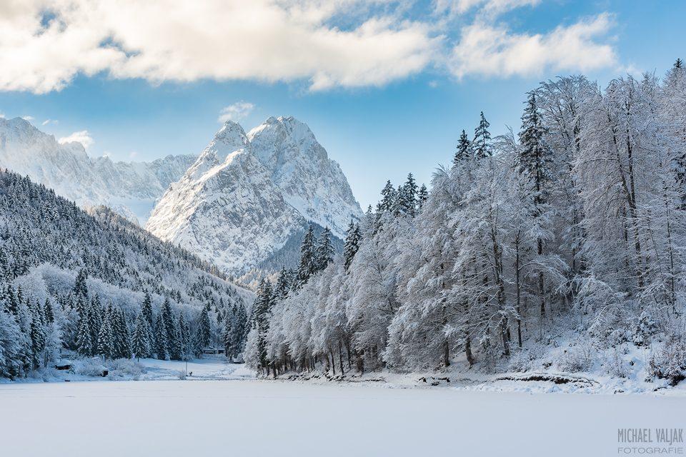 Winter am Rießersee