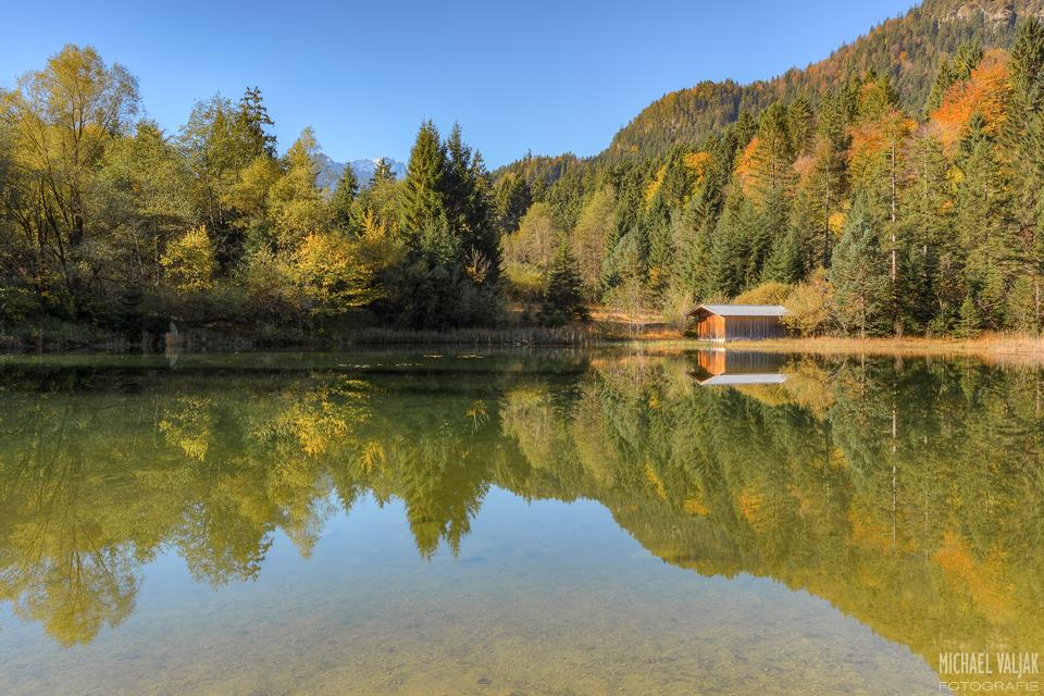 Schmölzersee Garmisch-Partenkirchen