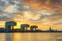 Köln in Flammen