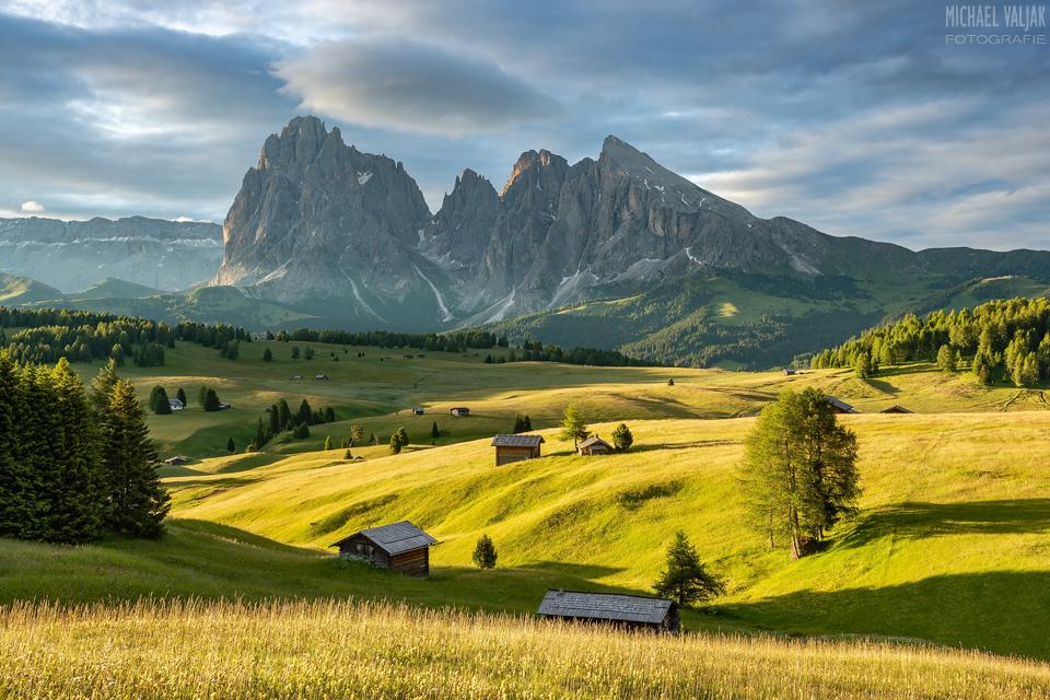 Seiser Alm Südtirol (Alpe di Siusi)