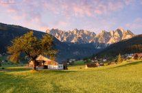 Gosautal in Österreich