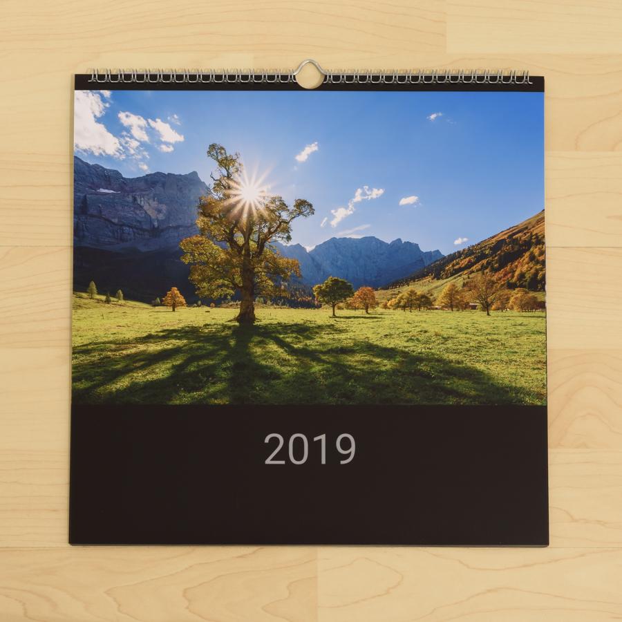 Individueller Kalender 2019