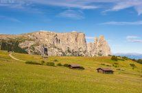 Schlern in Südtirol