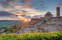 Volterra, Toskana