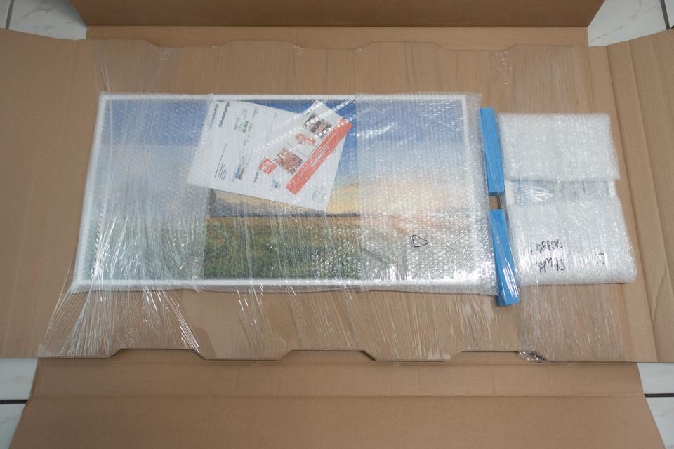 Posterlounge Verpackung