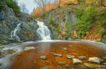 Bayehon Wasserfall in Belgien